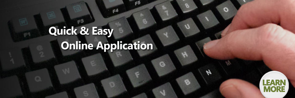 Easy Online Application